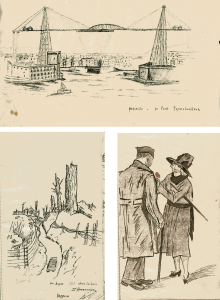 dessins de Bénézeéch